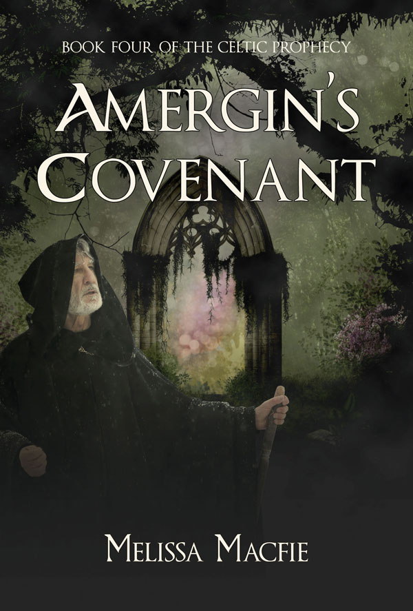 Amergin's Covenant: Book Four of The Celtic Prophecy